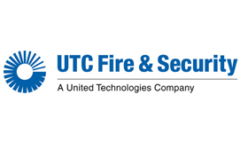Logo UTC Fire and Security